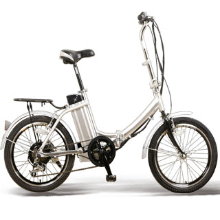 20inch 36v 250w foldable electric bike