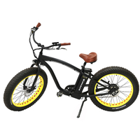 750w Hoto sale Fast electric mountain bike,beach electric bicycle
