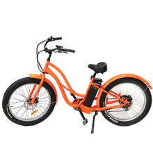 26'' 500W brushless motor beach cruiser bike