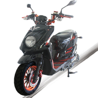 1500W fast speed sporty electric motorcycle