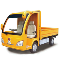 48v/72v electric truck for loading heavy goods